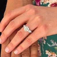 Princess Beatrice's New Engagement Bling Is Inspired by Her Grandma's Ring