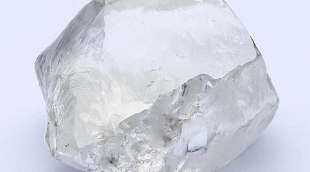 Lucara Adds 549-Carat White Diamond to Its Growing List of Massive Finds